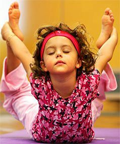 fetita yoga