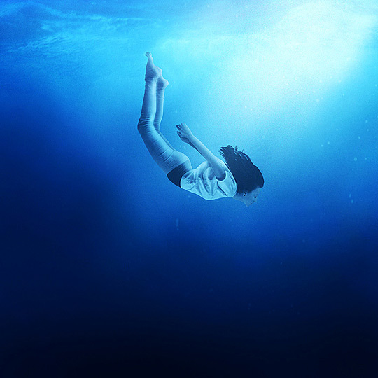 stillness surrender