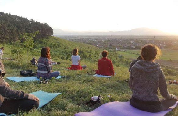 yoga in natura - mic