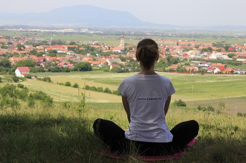 meditatie natura